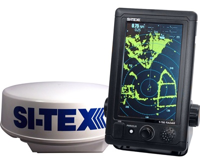 Si-Tex T-760 Compact Color Radar
